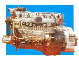 Успешно изготовлен первый дизельный двигатель 6110. Обнародована прелюдия перехода на производство автомобильного дизельного двигателя.