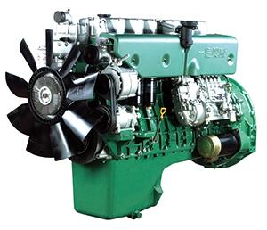 Начали бизнес в третий раз Успешное опытное производство дизельного двигателя CA6DL