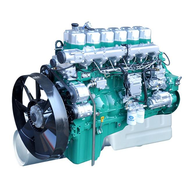 EURO IV Vehicle Engine CA6DN series