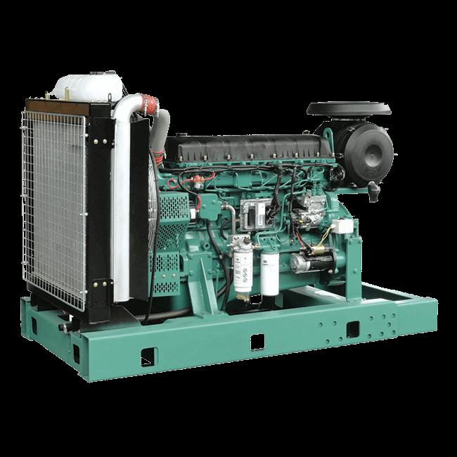 Двигатель генераторной установки
