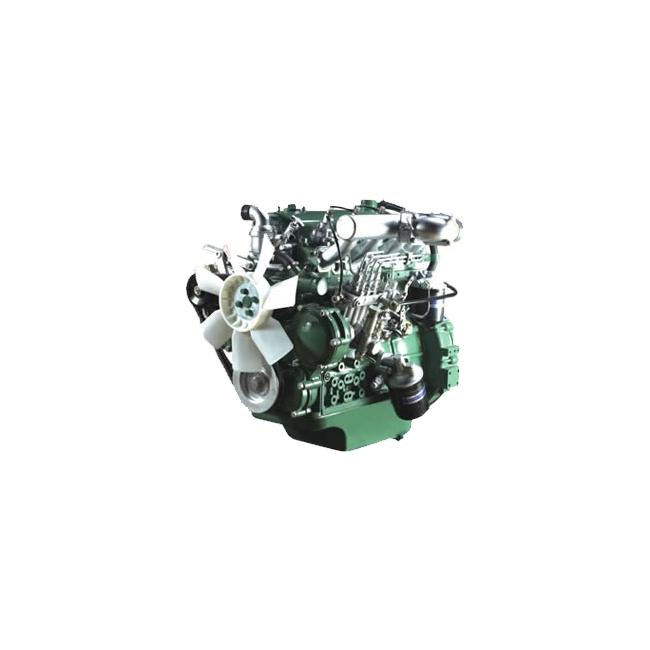 EURO II Vehicle Engine 4DW series