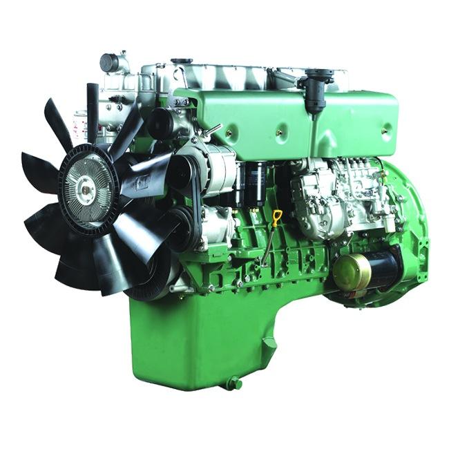 EURO II Vehicle Engine 6DL1 series
