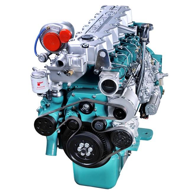 EURO II Vehicle Engine 6DL2 series
