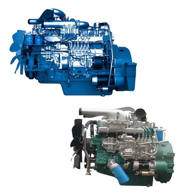 EURO II Vehicle Engine 6110 series