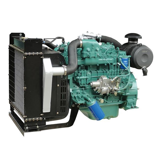 4DF Generating Set Engine