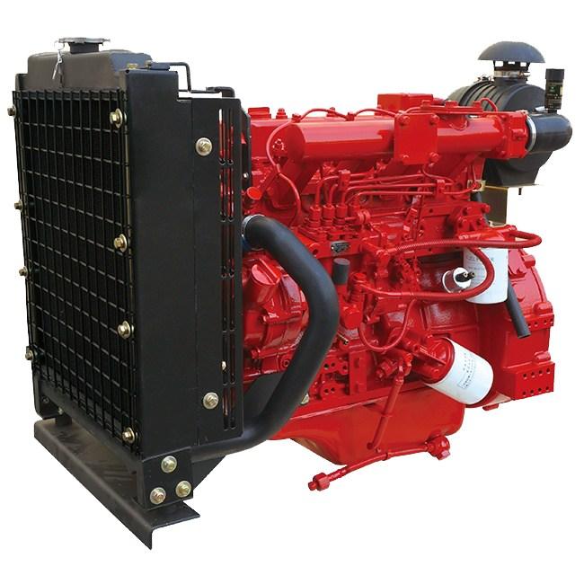 Water (Fire) Pump Engine