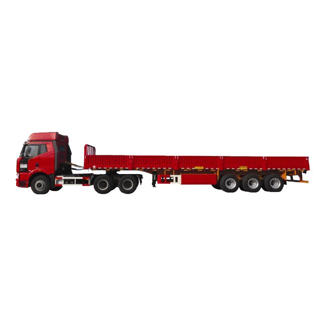 Semi Trailer Tailgate Truck
